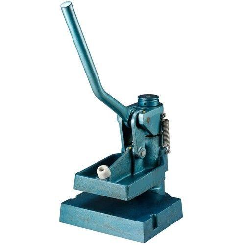 Manual Hand Press Die Cutter Machine Hanumant Engineering