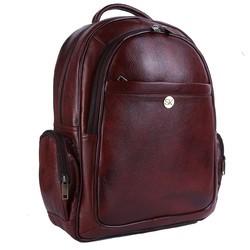 83f31f8c74 Leather Back Pack Bag