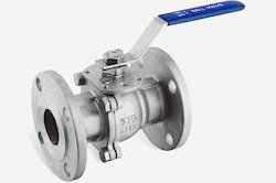 Audco L and T 2 Piece Ball Valve Flanged End