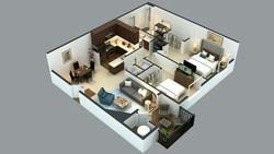 3d Floor Plans Rendering Services