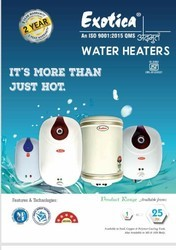 Electric Water Heater with Glasslined Tank