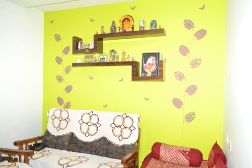 Painting For Walls And Doors | Ashwattha Interiors Services ...