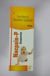 Paracetamol Oral Suspension IP