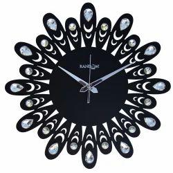 Modern Classic Wooden Clock