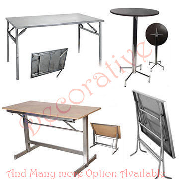 folding cafeteria table, cafeteria table, कैंटीन टेबल
