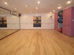1000 Sq Ft Aerobic Hall Flooring