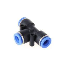 PU Tee Joint Connector Fitting Services