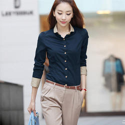 50c3a40e19 Ladies Formal Shirts in Ahmedabad