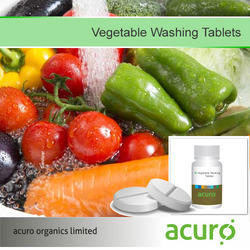 Vegetable Washing Tablets