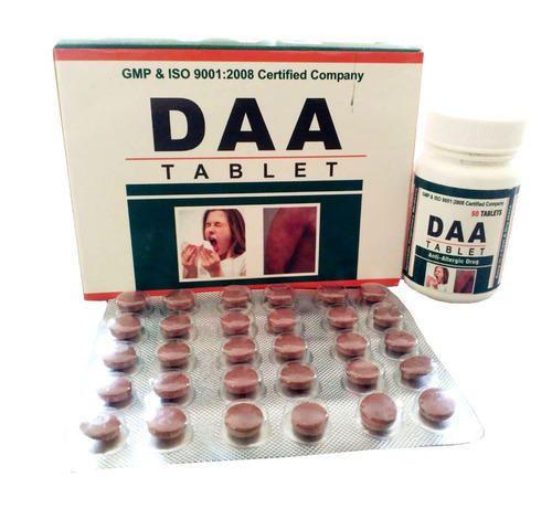 Ayurvedic DAA Tablet