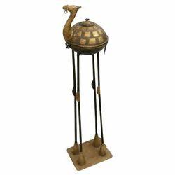 Decorative Brass Art Piece