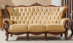 Wooden Carved Sofa Set Lakdi Ka Nakkashidar Sofa Set