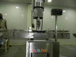 Automatic Aluminum Capping Machine