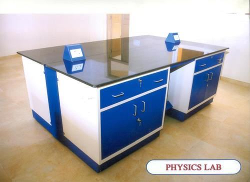 Lab Furniture - Physics Lab Furnitures Manufacturer from