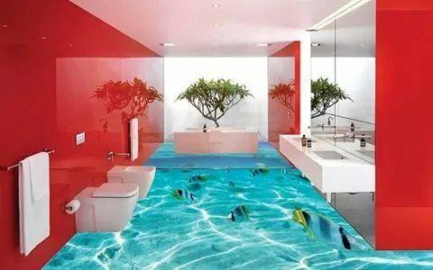 3d Floor Tiles Om Bath Concepts Wholesale Trader In