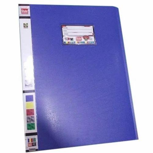 Ring Binder File, PP Binder, Polypropylene Binder, रिंग