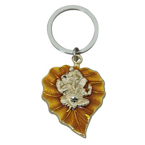 Patta Ganesh Keychain at Rs 80  piece  01b4402c0fe4