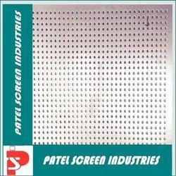 Round Hole SS Perforated Sheets
