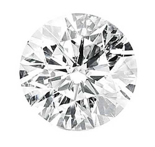 Round White Diamond Melee Vvs View Specifications