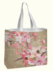 Digital Printed Cotton Bag