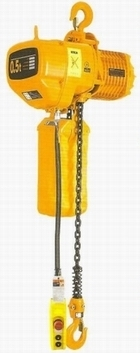High Speed Electric Chain Hoist, Capacity: 0-1 Ton And 1-3 Ton