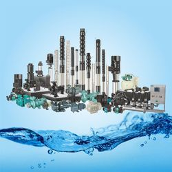 Lubi Water Submersible Pump
