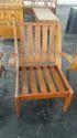 Wooden Sofa Set Single