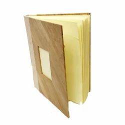 Yellow Handmade Diary