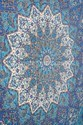 Large Star Mandala Tapestry Indian Elephant Wall Hanging