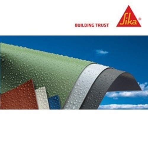 Single Ply PVC Membrane For Sustainable Roofing Solution