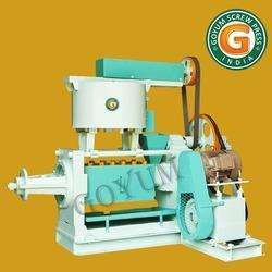 Jatropha Oil Seeds Pressing Machine