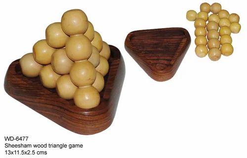 Sheesham Steam Beach Wooden Balls Puzzle Game