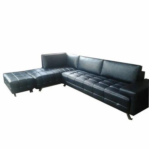 Marvelous Black Leather Sofa Creativecarmelina Interior Chair Design Creativecarmelinacom