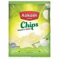 Aakash Cream Onion Chips