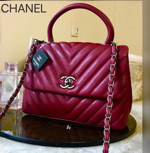 585f41bfc101f Chanel Coco Ladies Bag at Rs 2200  piece