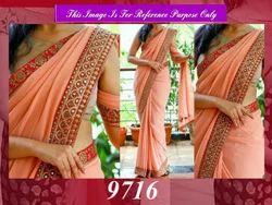 Ethnic Designer Fancy Wedding Saree
