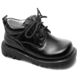 Rexine PVC Sole Safety Shoes
