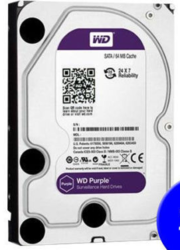 WD 2 TB Internal Surveillance Purple Hard Drive (WD20PURX)