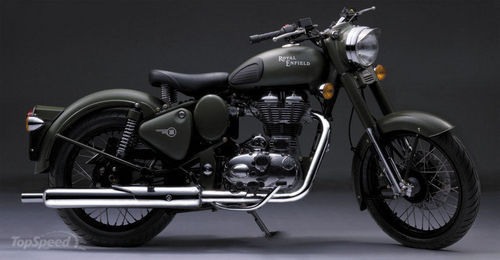 Royal Enfield 2016 Model View Specifications Amp Details