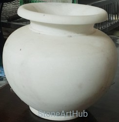 Marble Pots
