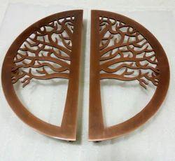 Stainless Steel Door Handles, Bronze