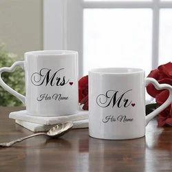 couple coffee mug at rs 70 piece क फ क मग king of