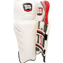 SS Flexi Pro Cricket Wicket Keeping Pads