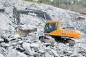 Leeboy 523 Crawler Excavator