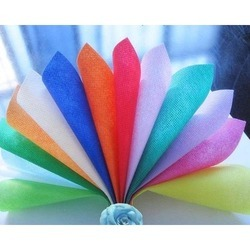 Colored Spunbonded Non Woven Fabric