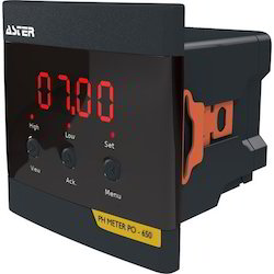 Aster Online PH Meter, Model Number: PO650