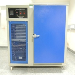 Stainless Steel Industrial Freezer, Electric