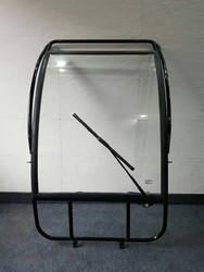 E-Rickshaw Wind Shield