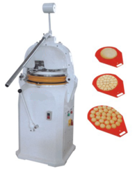 Semi Automatic Dough Divider Rounder