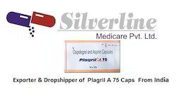 Plagril A 75 Caps